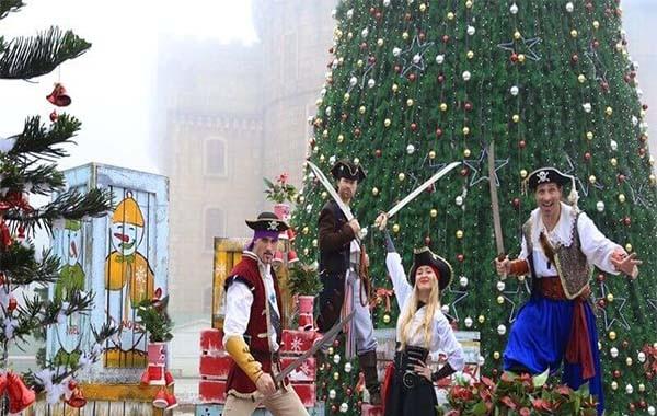 Du lịch tháng 10 trải nghiệm lễ hội mùa đông Bà Nà Hills khó quên
