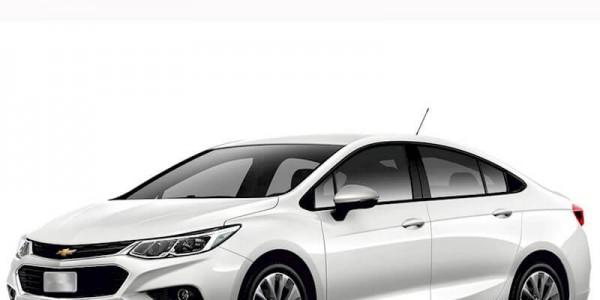Cho thuê xe tự lái 4 chỗ Chevrolet Cruze ở Đà Nẵng
