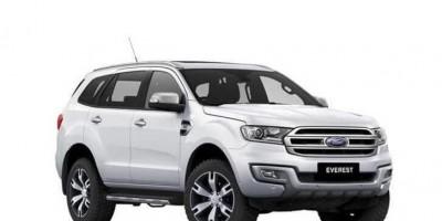 Cho thuê xe hợp đồng tháng Ford Everest 7 chỗ