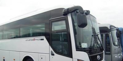 Cho thuê xe hợp đồng tháng 45 chỗ Hyundai Universe ở Đà Nẵng