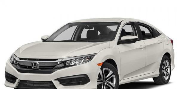 Thuê xe tự lái Honda Civic 4 chỗ