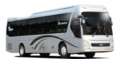 Thuê xe du lịch 45 chỗ Hyundai Universe ở Đà Nẵng