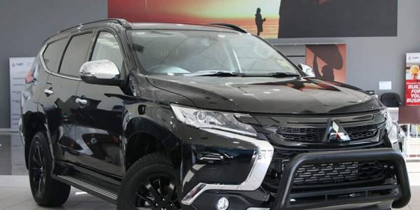 Cho thuê xe hợp đồng tháng 7 chỗ Mitsubishi Pajero Sport Đà Nẵng
