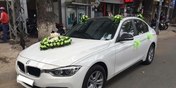 Cho thuê xe cưới cao cấp BMW 320i Đà Nẵng