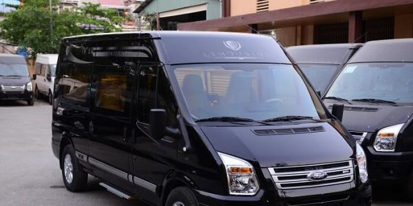 Cho thuê xe 7 chỗ For Limousine DCar Đà Nẵng