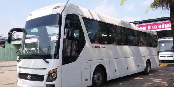 Cho thuê xe hợp đồng tháng 45 chỗ Hyundai Aero Space Đà Nẵng