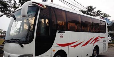 Thuê xe du lịch 35 chỗ Thaco King Long tại Đà Nẵng