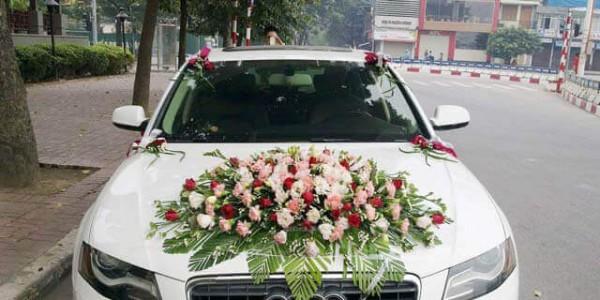 Dịch vụ cho thuê xe cưới 4 chỗ Đà Nẵng