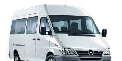 Cho thuê xe du lịch 16 chỗ Mercedes Sprinter Đà Nẵng