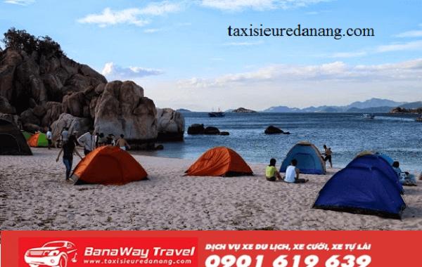 Cắm trại tại bán đảo Sơn Trà có gì thú vị?