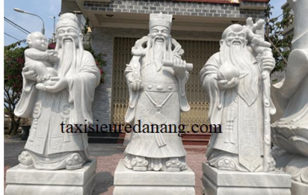 Ý nghĩa của bức tượng Phúc Lộc Thọ