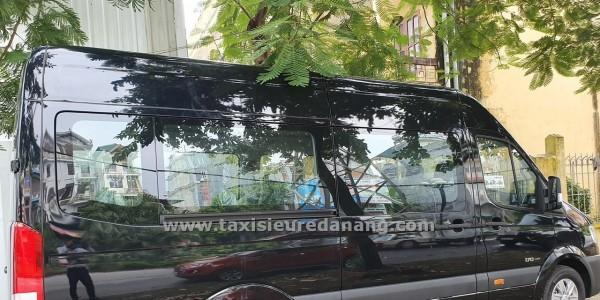 Thuê xe du lịch Hyundai Solati Đà Nẵng