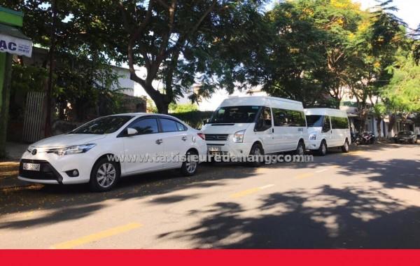 Các dịch vụ thuê xe uy tín tại Đà Nẵng