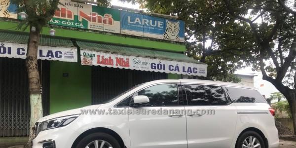 Thuê xe du lịch KIA SEDONA Đà Nẵng