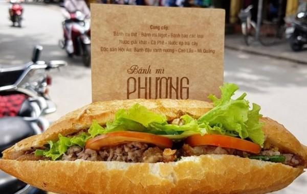 Tất tần tật về tiệm bánh mỳ Phượng Hội An nổi tiếng thế giới