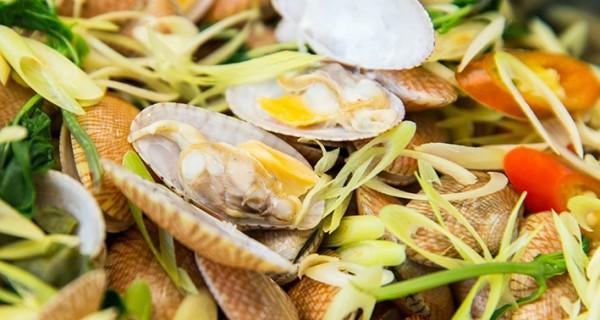 Chip chip hấp sả – món ngon nổi tiếng ở Đà Nẵng