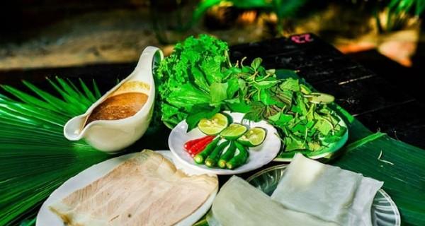 Địa chỉ bán bánh tráng thịt heo Đà Nẵng ngon nức danh