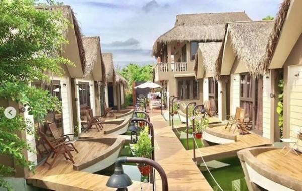 Khám phá Coco River Bungalows Hội An – khách sạn nổi trên mặt nước