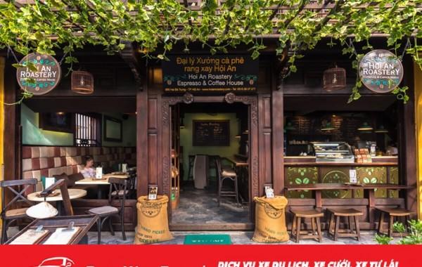 Những quán cafe Hội An đẹp lịm tim