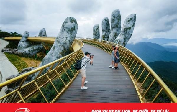 Khám phá Cầu Vàng Đà Nẵng – điểm đến hot nhất hiện nay