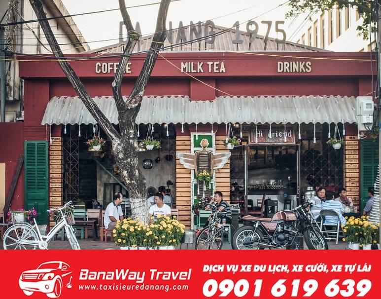 cà phê cổ ở Đà Nẵng