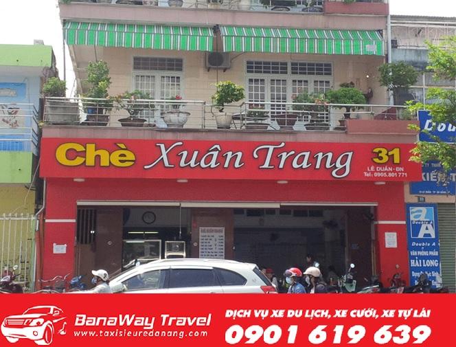 quán chè nổi tiếng Đà Nẵng