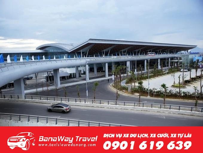 Phương tiện di chuyển tại sân bay Đà Nẵng