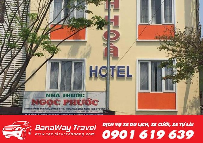 Khách sạn rẻ gần sân bay
